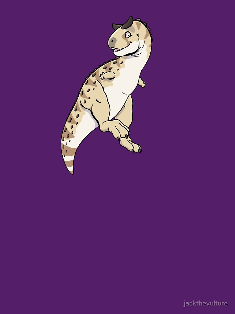 Purple Carno Sticker