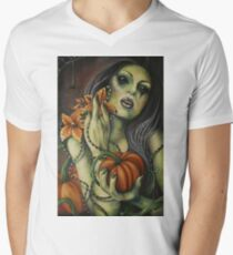 Halloween Baby by Ardent Shadows Men's V-Neck T-Shirt
