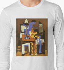 Three Musicians by  Pablo Picasso T-Shirt