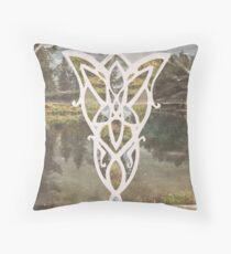 Evenstar Polyscape Throw Pillow