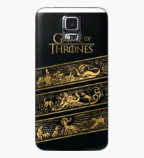 Game of gold Case/Skin for Samsung Galaxy