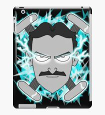 Tesla iPad Case/Skin