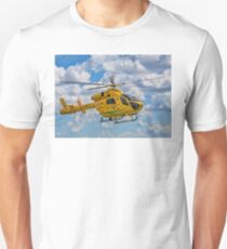 MD 902 Explorer G-LNCT air ambulance T-Shirt