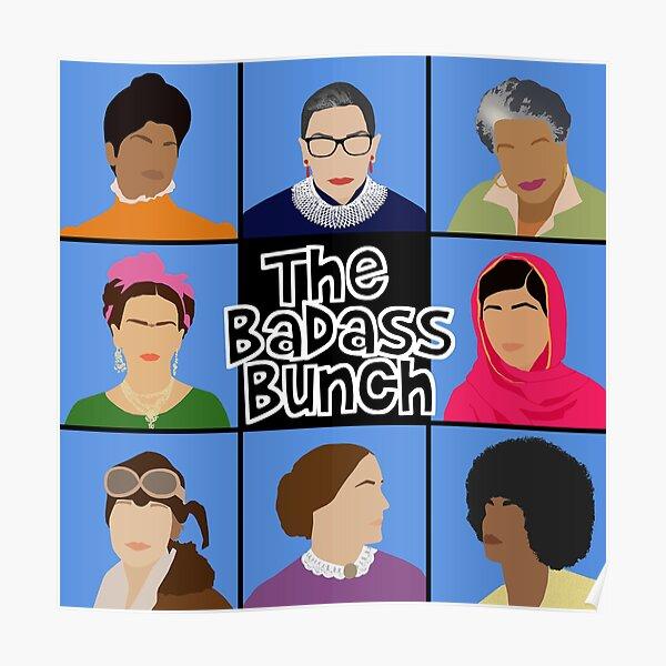 Badass Bunch Poster