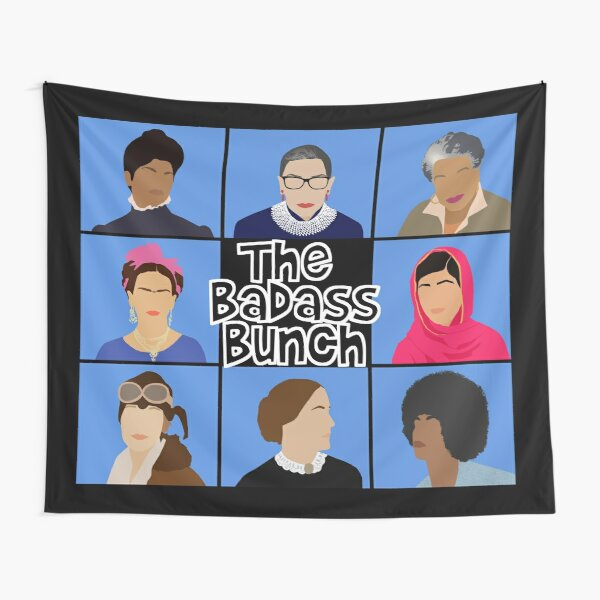 Badass Bunch Tapestry