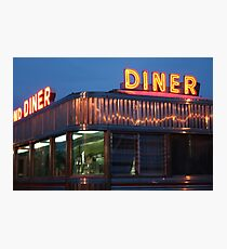 Roadside Gourmet Photographic Print