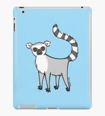 Ring Tailed Lemur iPad Case/Skin