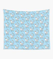 Ring Tailed Lemur Wall Tapestry