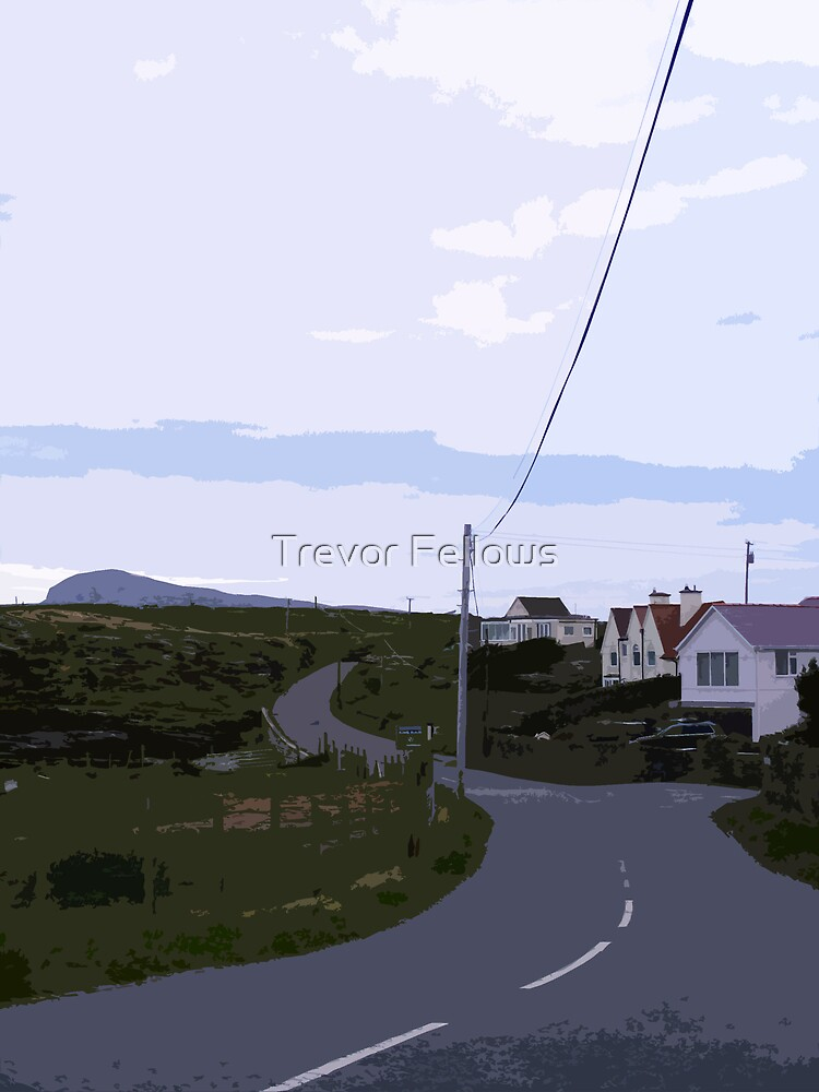 The Road by Trevor Fellows