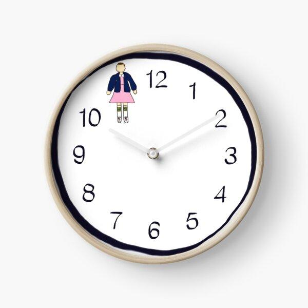 Onze heures Horloge