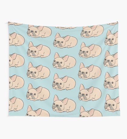 French Bulldog Puppy  Wall Tapestry