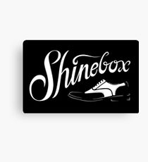 Go Home and Get Yuh Shinebox Canvas Print