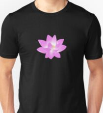 Flower in Pink T-Shirt