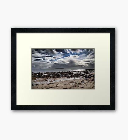 Kildonan Arran Framed Print