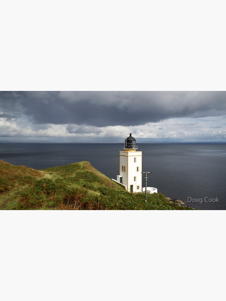 Lighthouse Holy Isle Arran by DougCook