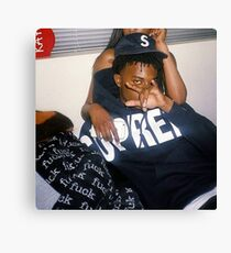 Playboi Carti Canvas Print