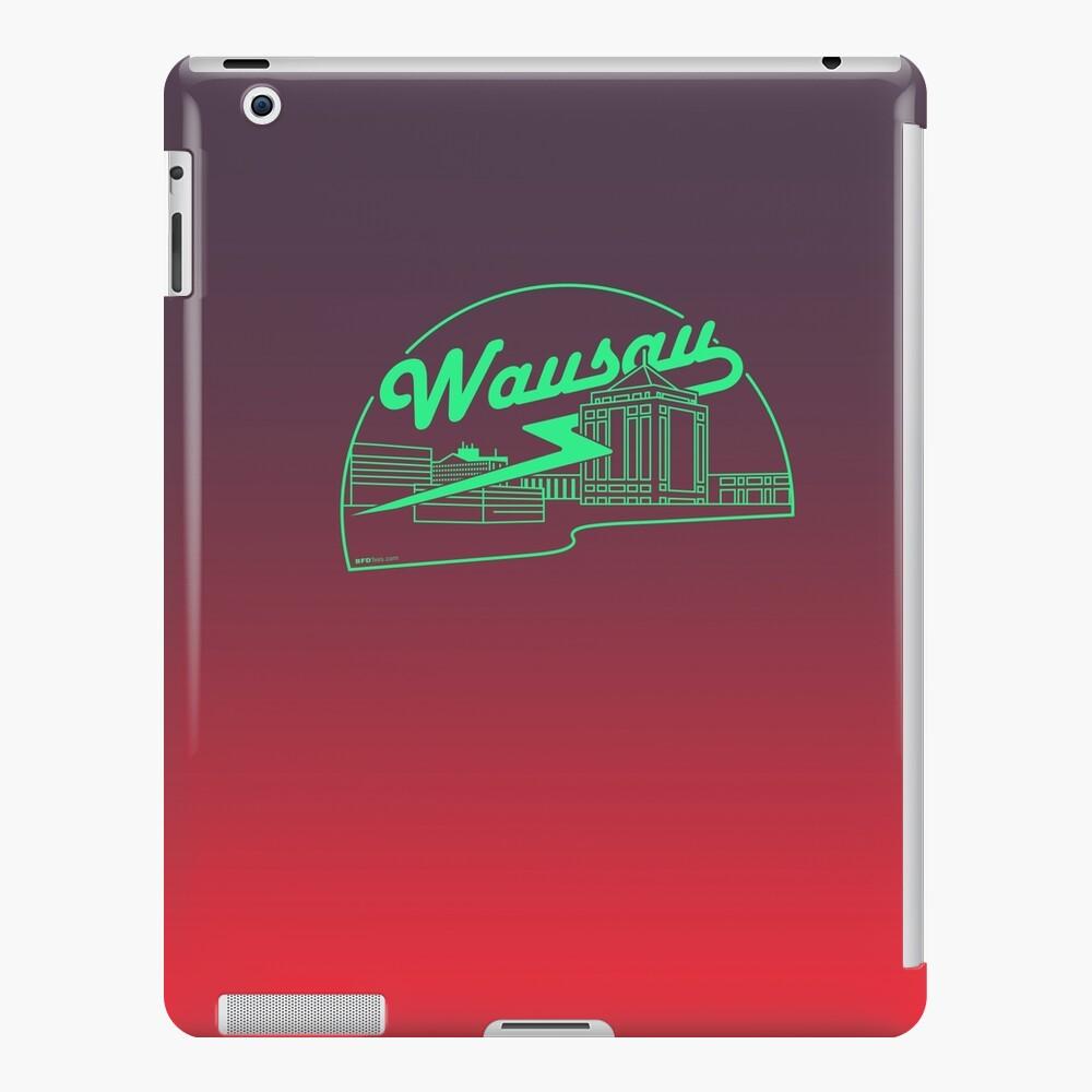 Wausau Skyline iPad Snap Case