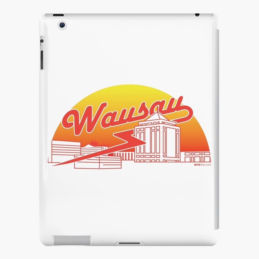 Wausau Skyline (Red) iPad Snap Case