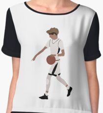 LaMelo Ball Pull-Up From Half Court Women's Chiffon Top