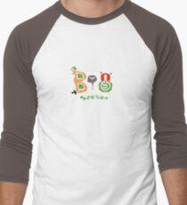 Boo Seasons Men's Baseball ¾ T-Shirt