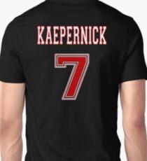 Kaepernick 7 RED T-Shirt