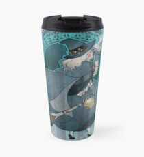 White Witch - Bruja Blanca Travel Mug