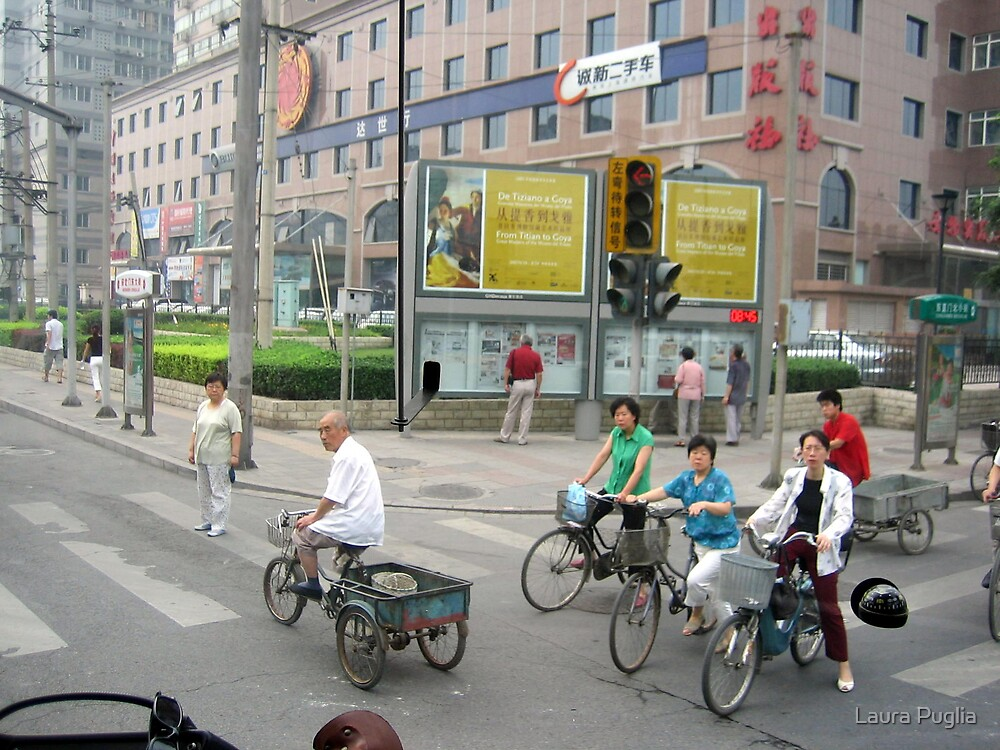 Traveling in Beijing by Laura Puglia