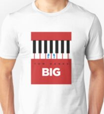 Big // Tom Hanks // Minimalist Art T-Shirt