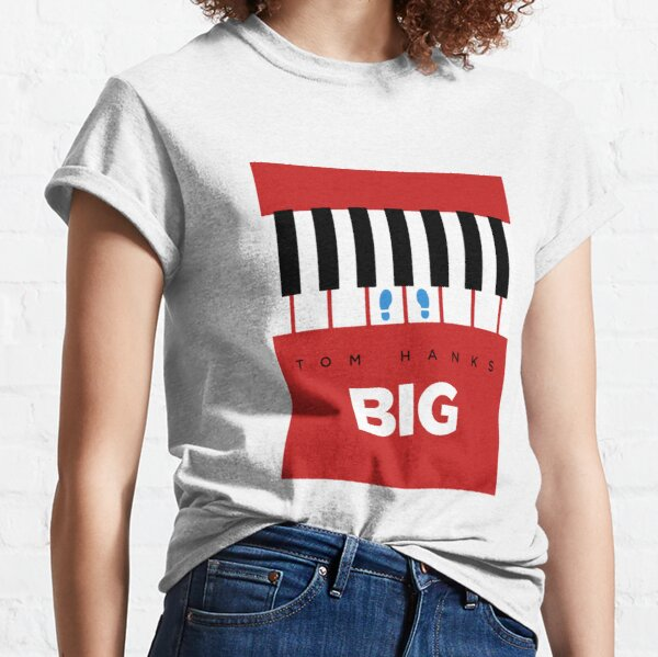 Big // Tom Hanks // Minimalist Art Classic T-Shirt