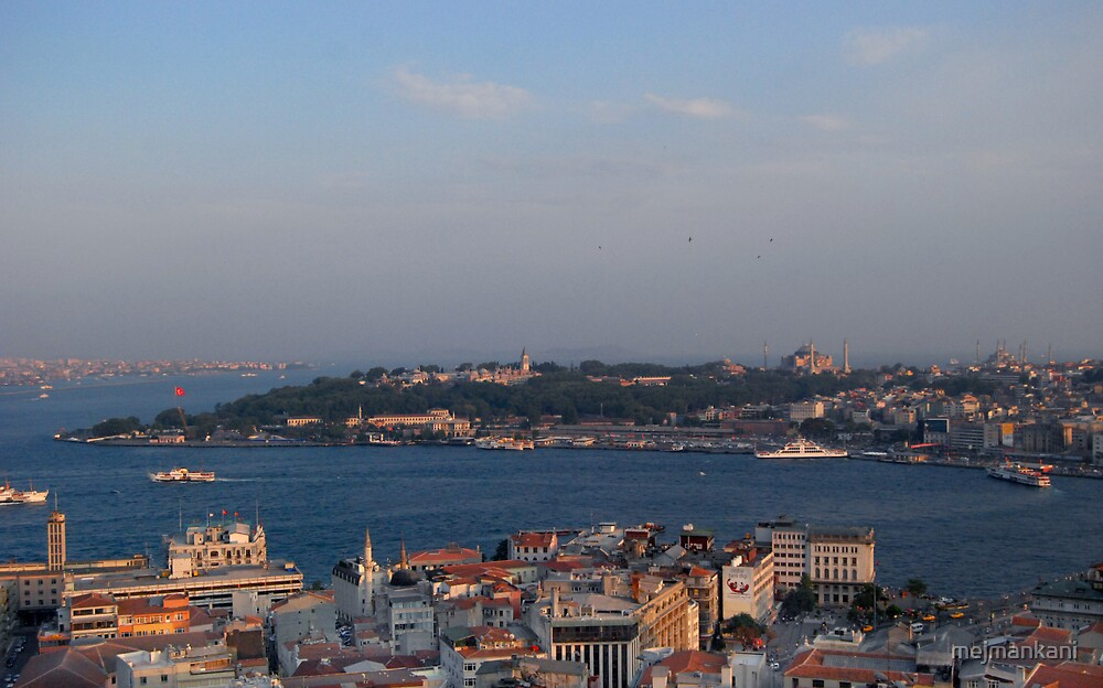 Istanbul at a glance by mejmankani
