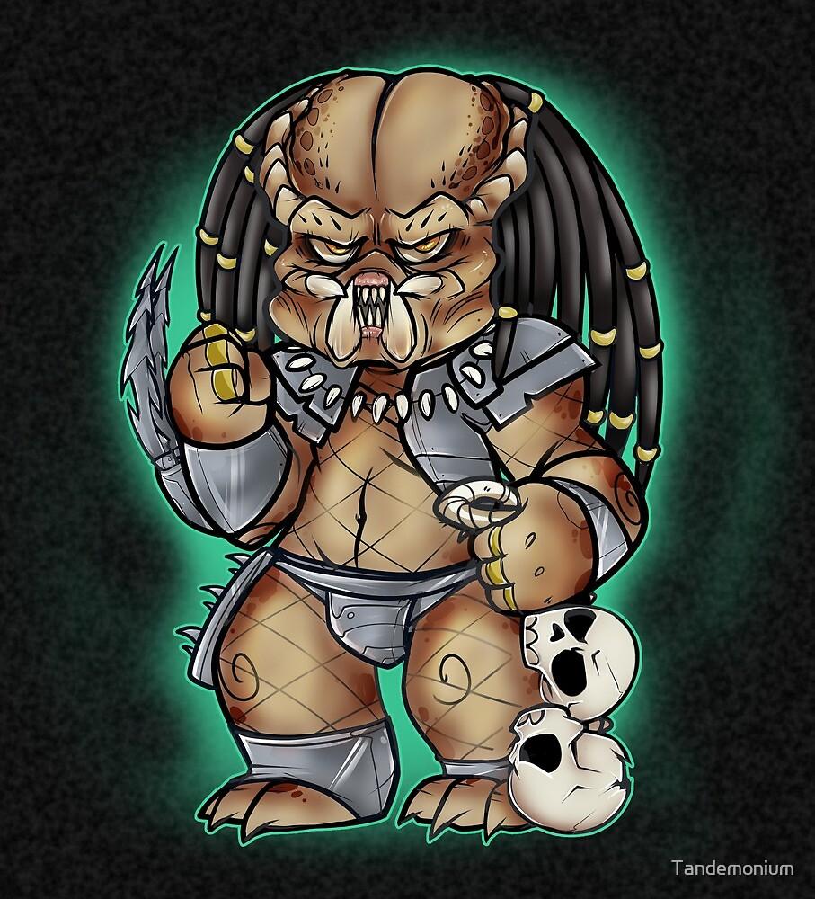 Predator Yautja by Tandemonium
