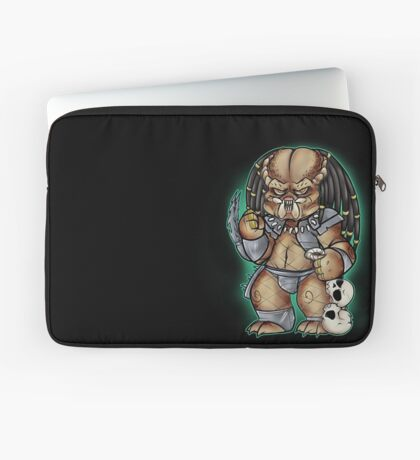 Predator Yautja Laptop Sleeve