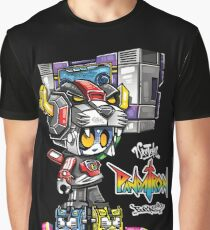 Pandatron Graphic T-Shirt