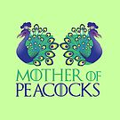 Mother of Peacocks by jazzydevil