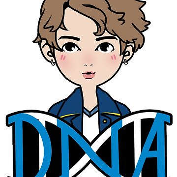 DNA Jungkook by Finnlawrence