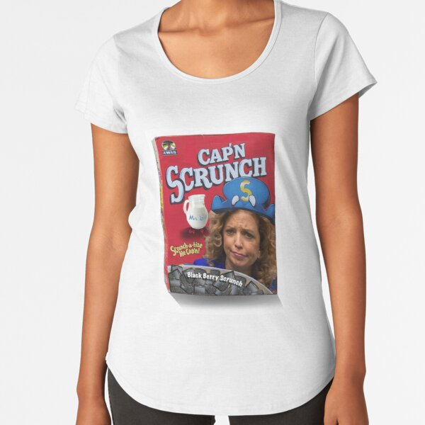 Cap'n Scrunch Premium Scoop T-Shirt