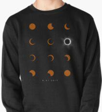 Total Solar Eclipse August 21 2017 Pullover Sweatshirt