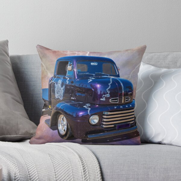 Coe Pickup Pillows Cushions Redbubble