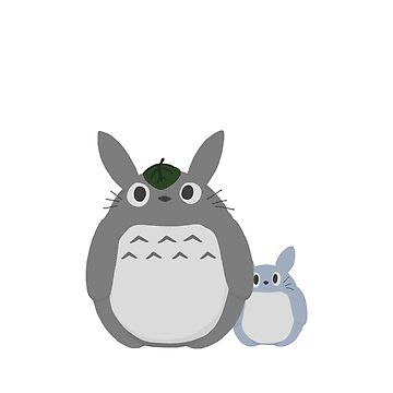 my neighbour totoro studio ghibli by kenmaru