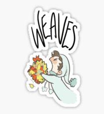 WEAVES Sticker
