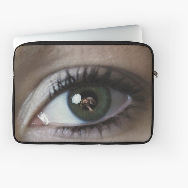 Inside Looking Out Laptop Sleeve