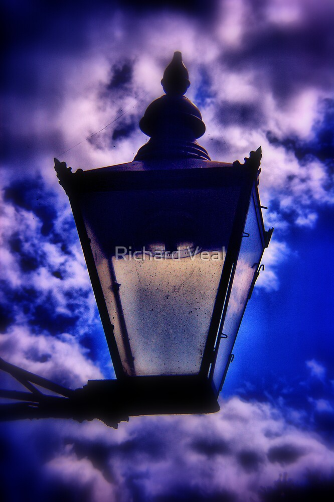 The Blue Lamp by kcphotography