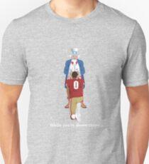 Anti-kneel Patriotic Blow Job Unisex T-Shirt