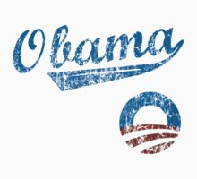 Obama Sporty Style t shirt