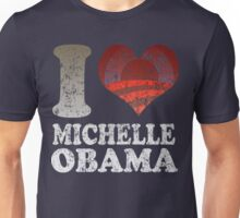 I love Michelle Obama t shirt Unisex T-Shirt