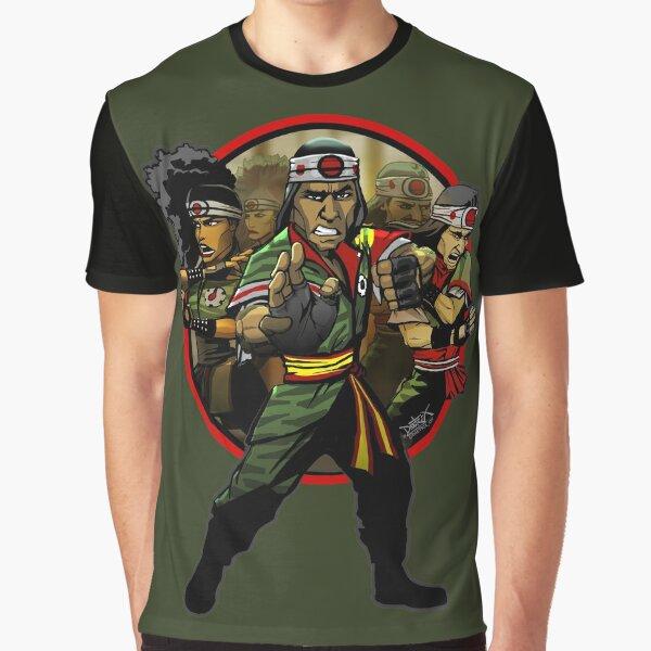 TEAM SHO Graphic T-Shirt