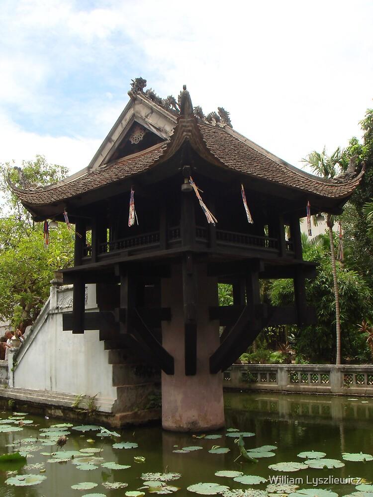 pagode by william lyszliewicz