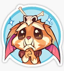 Gnar Pout Sticker