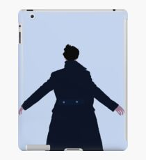 Sherlock The Reichenbach Fall iPad Case/Skin