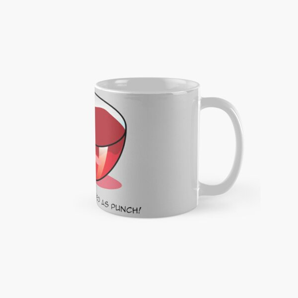 We are just pleased as punch! Classic Mug